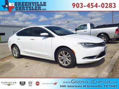 Chrysler 200 2015 $14488.00 incacar.com