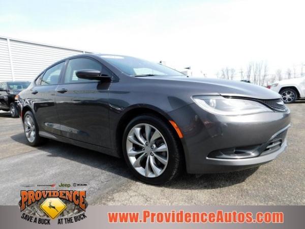 Chrysler 200 2015 $9847.00 incacar.com