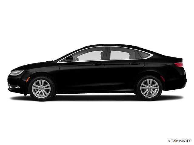 Chrysler 200 2015 $26485.00 incacar.com