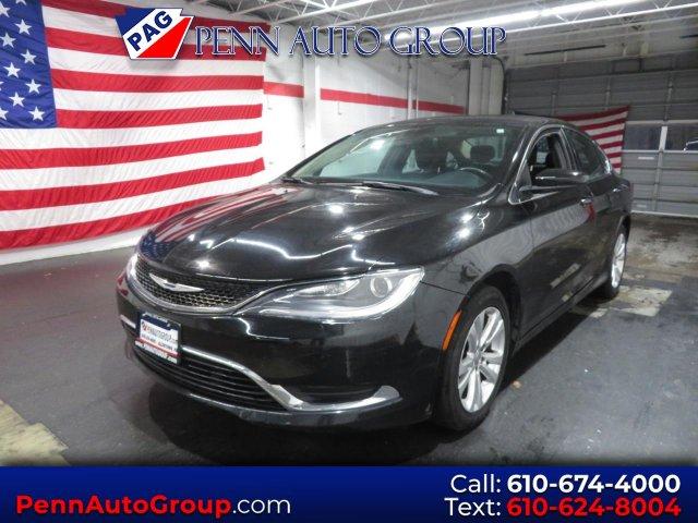 Chrysler 200 2015 $9995.00 incacar.com