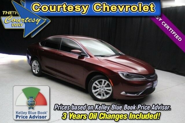 Chrysler 200 2015 $11500.00 incacar.com