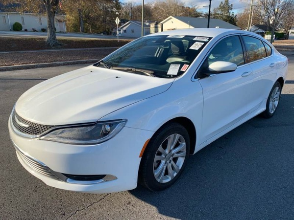 Chrysler 200 2015 $6995.00 incacar.com