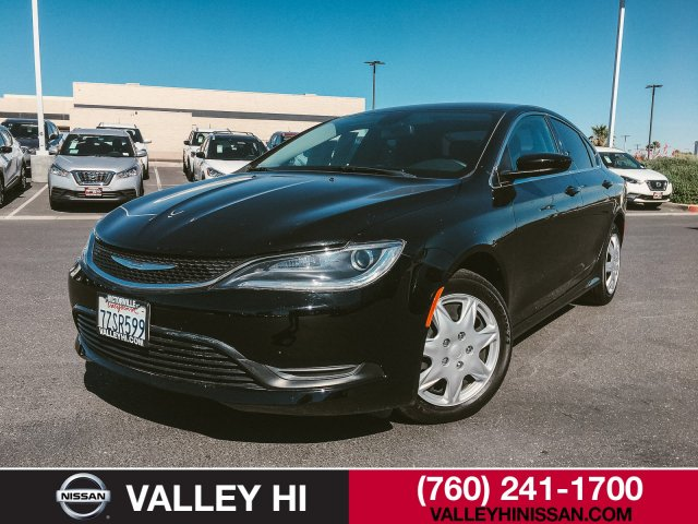 Chrysler 200 2016 $14961.00 incacar.com