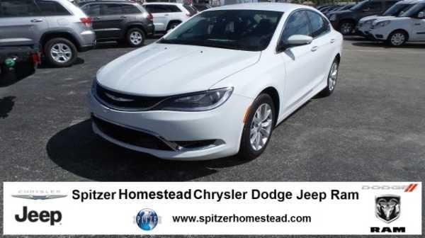 Chrysler 200 2016 $29460.00 incacar.com