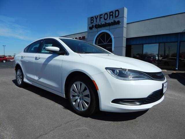 Chrysler 200 2016 $20790.00 incacar.com