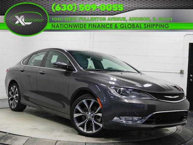 Chrysler 200 2016 $20999.00 incacar.com