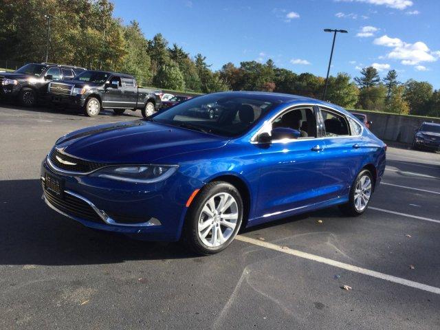Chrysler 200 2016 $17977.00 incacar.com