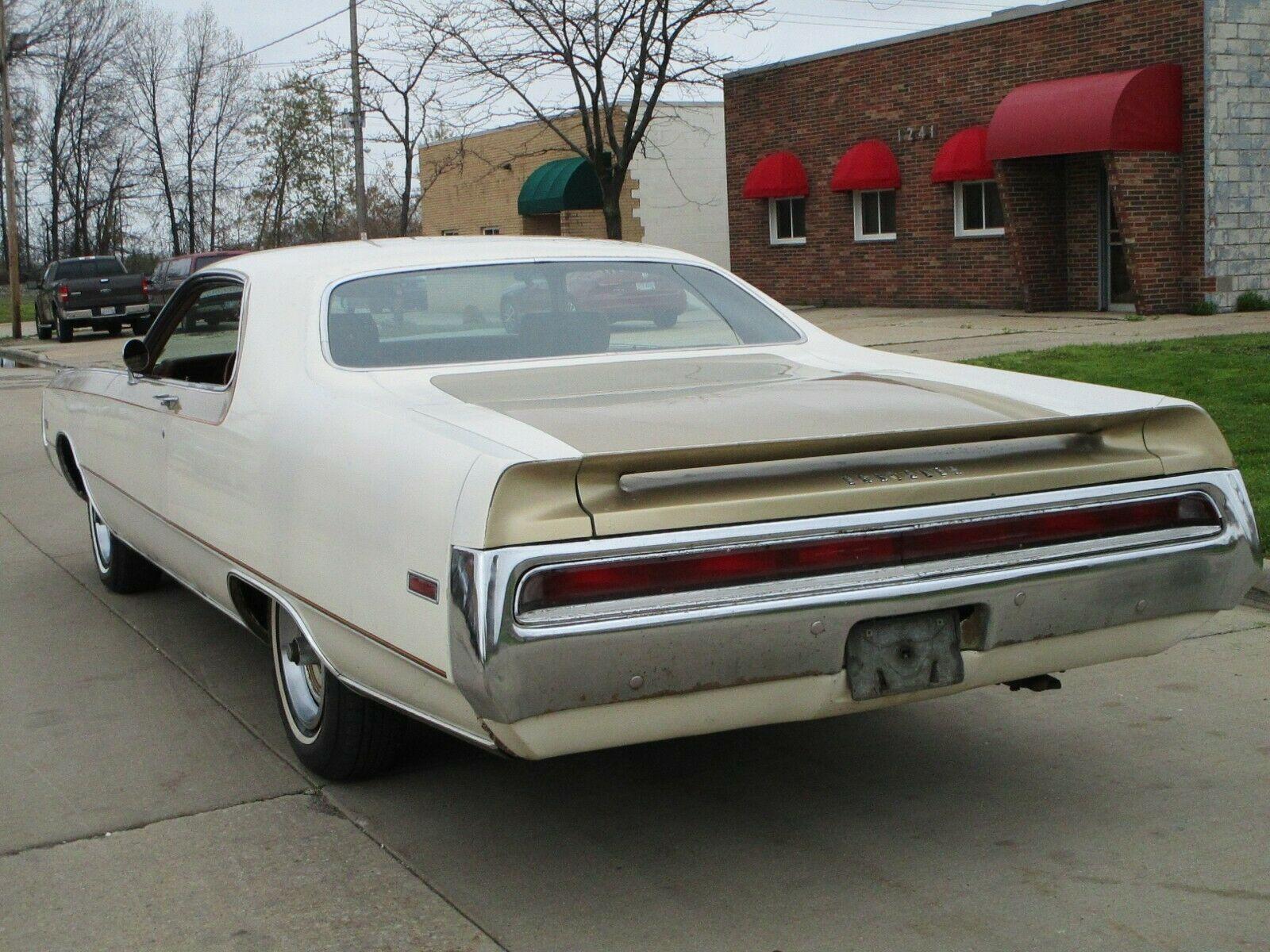 Chrysler 300C 1970 $20100.00 incacar.com