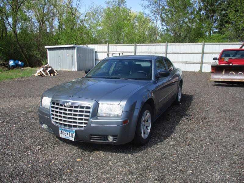 Chrysler 300C 2006 $1700.00 incacar.com