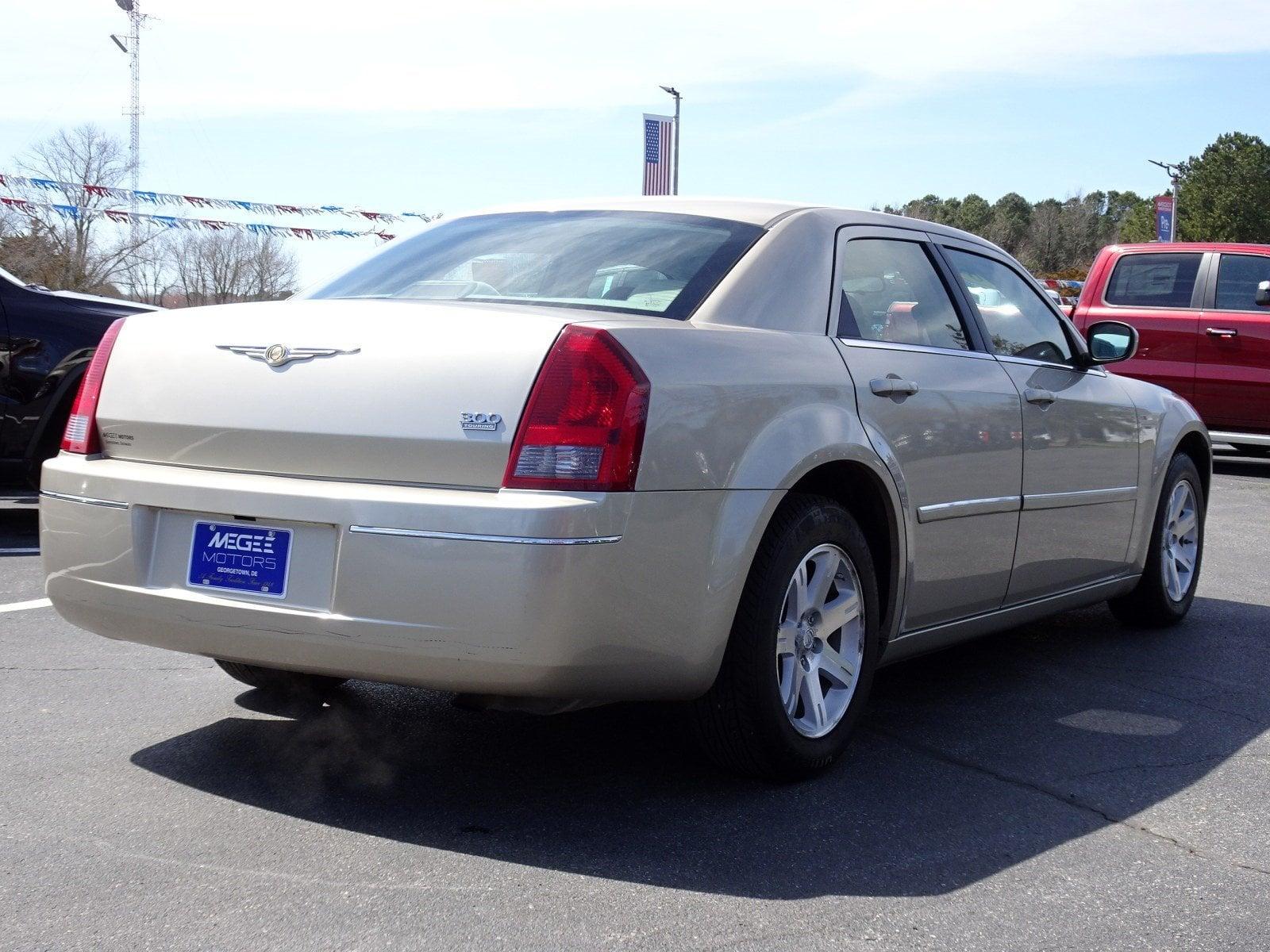 used Chrysler 300C 2006 vin: 2C3KA53G96H487865