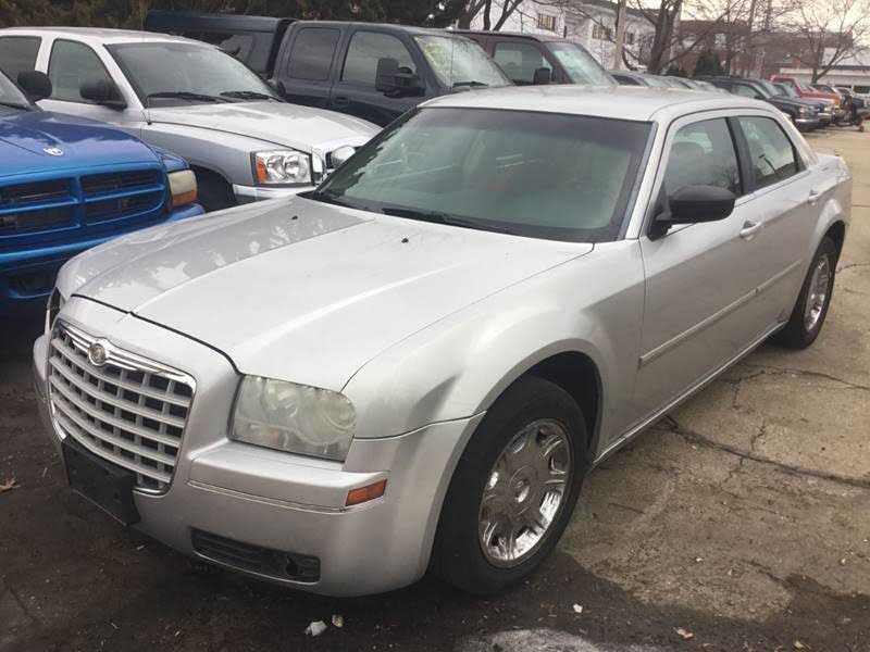 Chrysler 300C 2006 $2500.00 incacar.com
