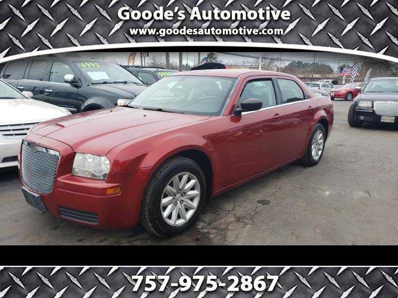 Chrysler 300C 2008 $3995.00 incacar.com
