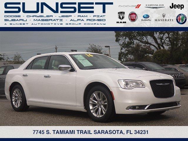 Chrysler 300C 2016 $17988.00 incacar.com