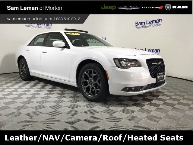 Chrysler 300C 2016 $23200.00 incacar.com