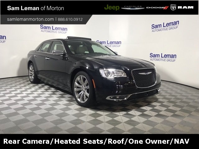 Chrysler 300C 2018 $22300.00 incacar.com