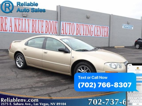 Chrysler 300M 2000 $4994.00 incacar.com