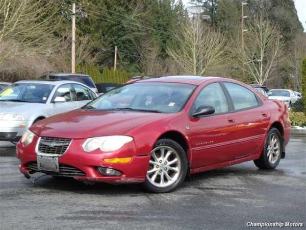 Chrysler 300M 2000 $1450.00 incacar.com