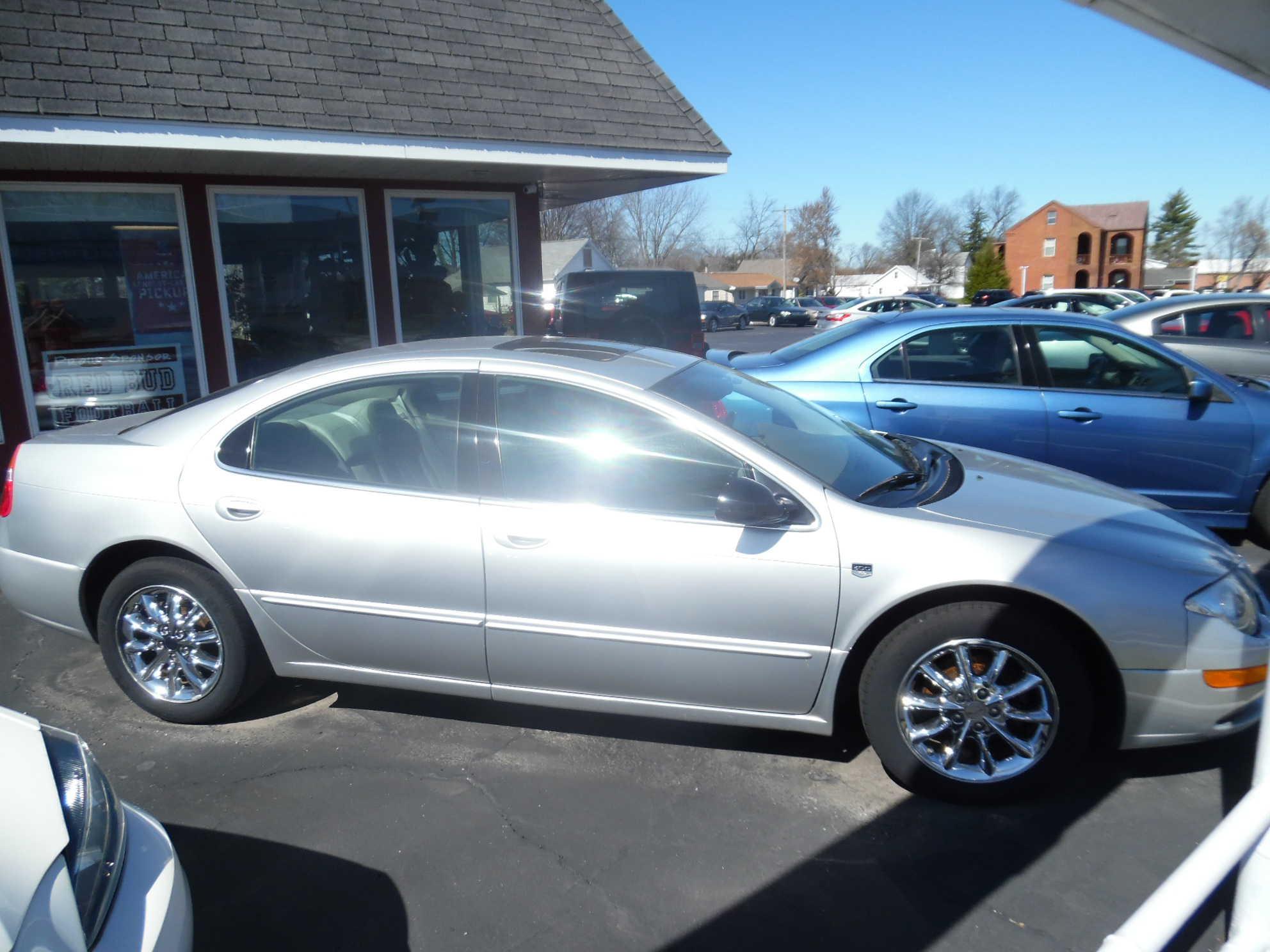 Chrysler 300M 2004 $6695.00 incacar.com