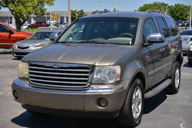 Chrysler Aspen 2007 $995.00 incacar.com