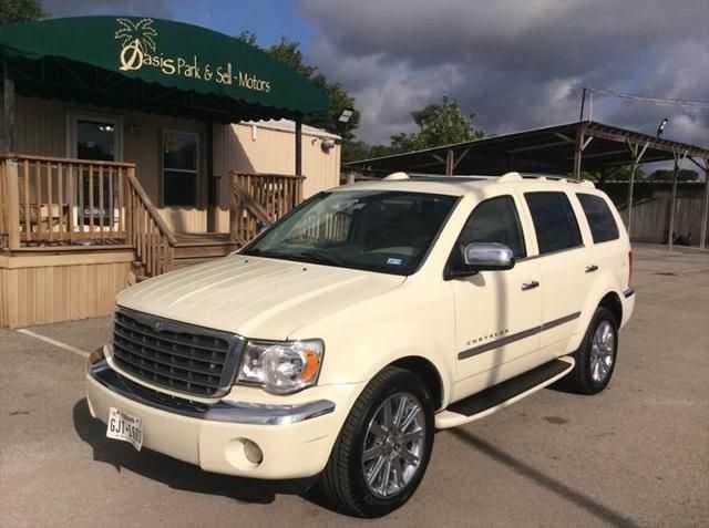 Chrysler Aspen 2008 $7500.00 incacar.com