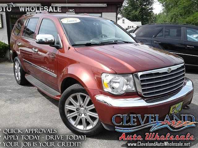 used Chrysler Aspen 2008 vin: 1A8HW58288F133711