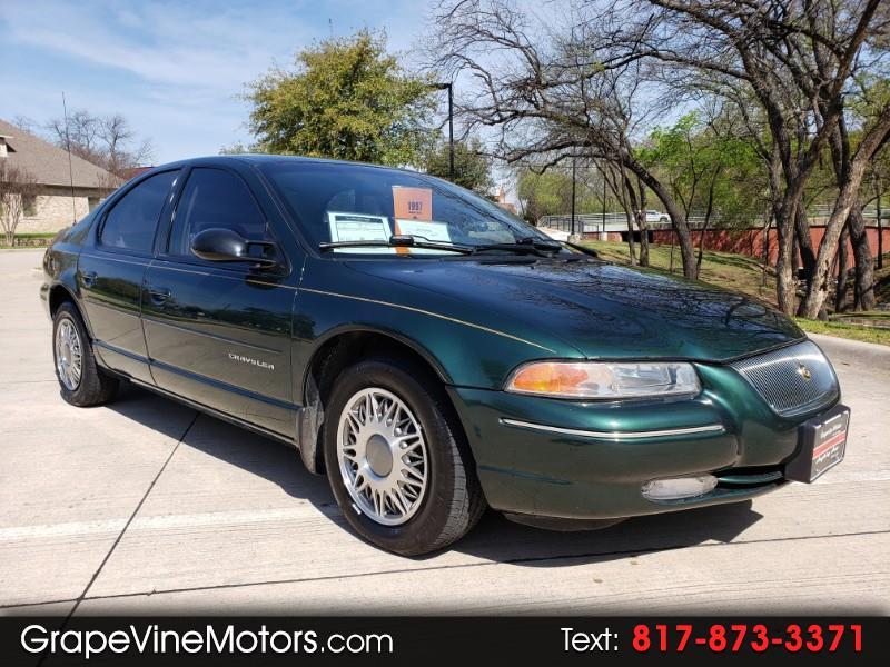 Chrysler Cirrus 1997 $4990.00 incacar.com