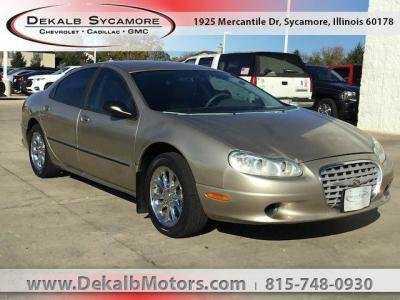 Chrysler Concorde 2003 $894.00 incacar.com