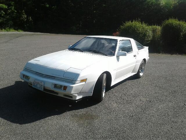 Chrysler Conquest 1987 $2999.00 incacar.com