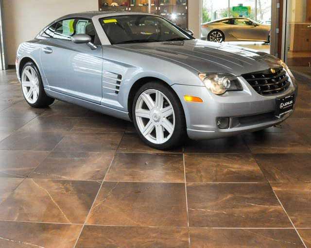Chrysler Crossfire 2004 $8998.00 incacar.com