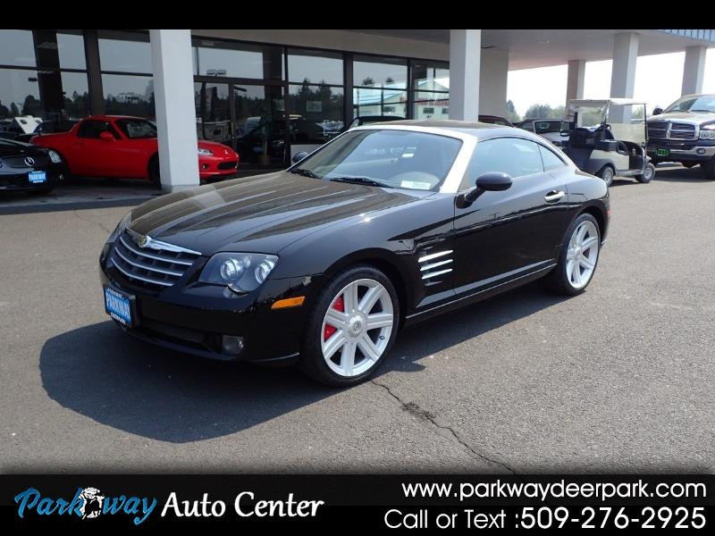 used Chrysler Crossfire 2004 vin: 1C3AN69L34X007466