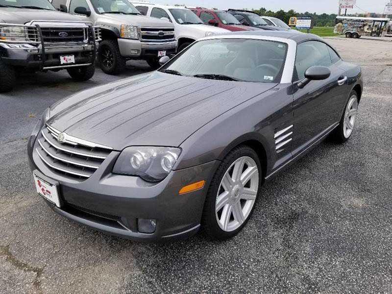 Chrysler Crossfire 2004 $8999.00 incacar.com