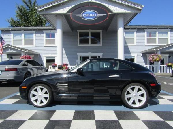 Chrysler Crossfire 2004 $7989.00 incacar.com