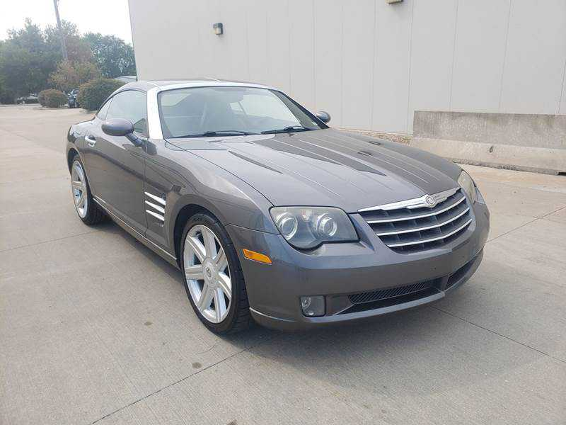 Chrysler Crossfire 2004 $5950.00 incacar.com