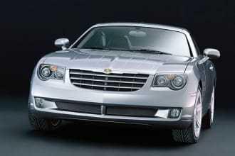 Chrysler Crossfire 2004 $13490.00 incacar.com