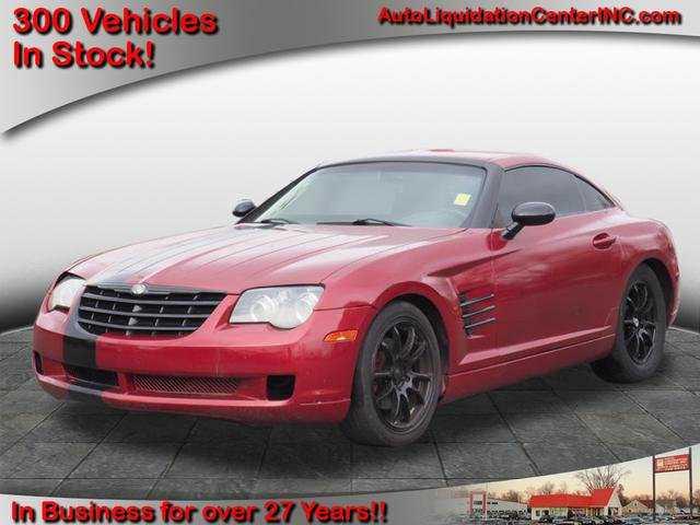 Chrysler Crossfire 2004 $4500.00 incacar.com