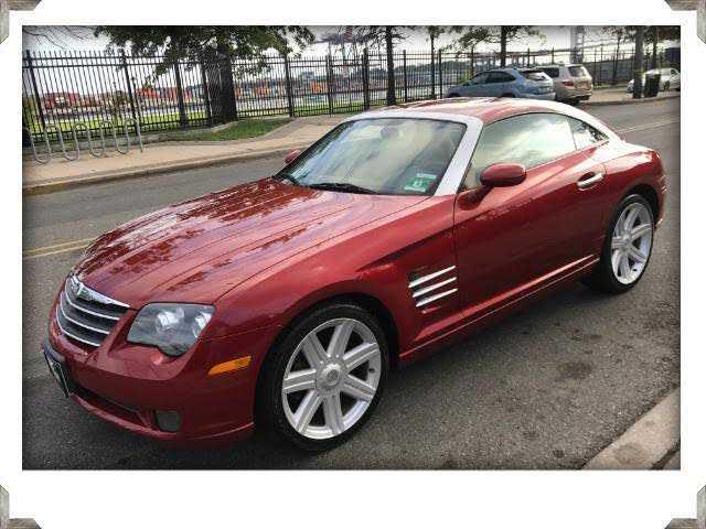Chrysler Crossfire 2005 $6670.00 incacar.com