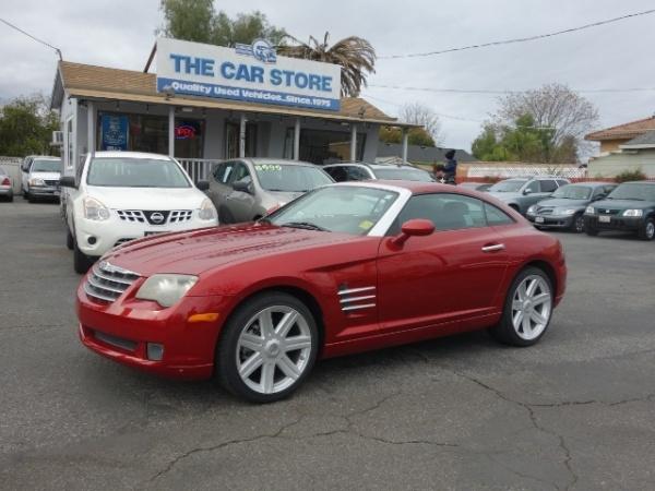Chrysler Crossfire 2005 $11999.00 incacar.com
