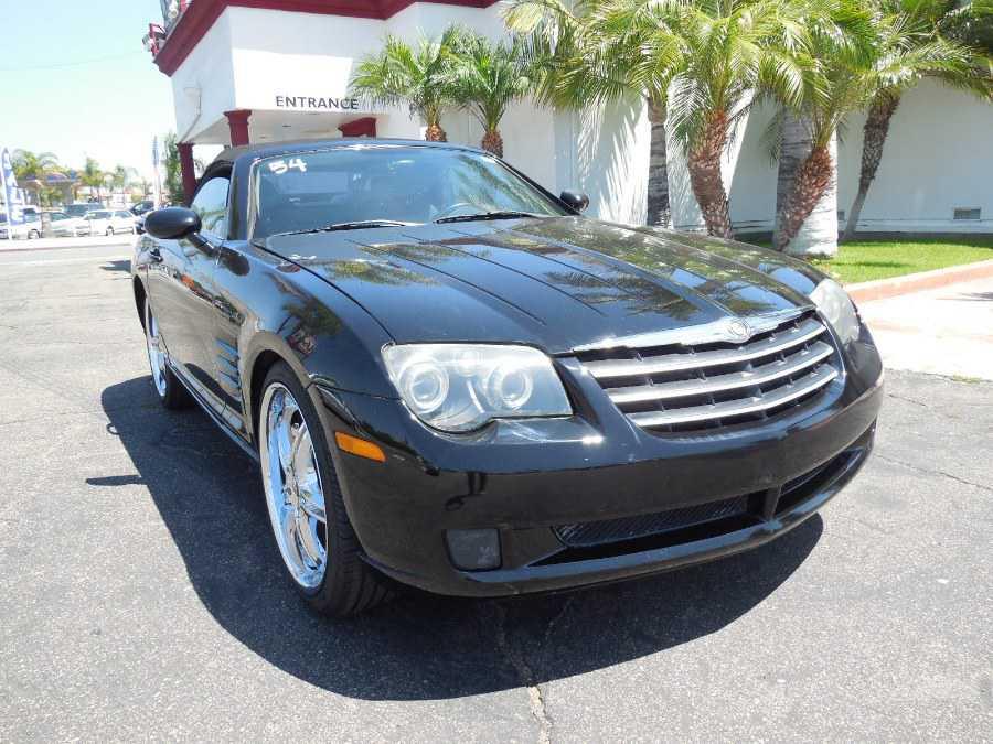 Chrysler Crossfire 2005 $5750.00 incacar.com