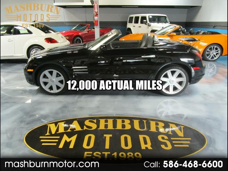 used Chrysler Crossfire 2005 vin: 1C3AN65L85X047419