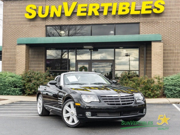 Chrysler Crossfire 2005 $12990.00 incacar.com