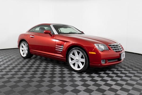 Chrysler Crossfire 2005 $8599.00 incacar.com