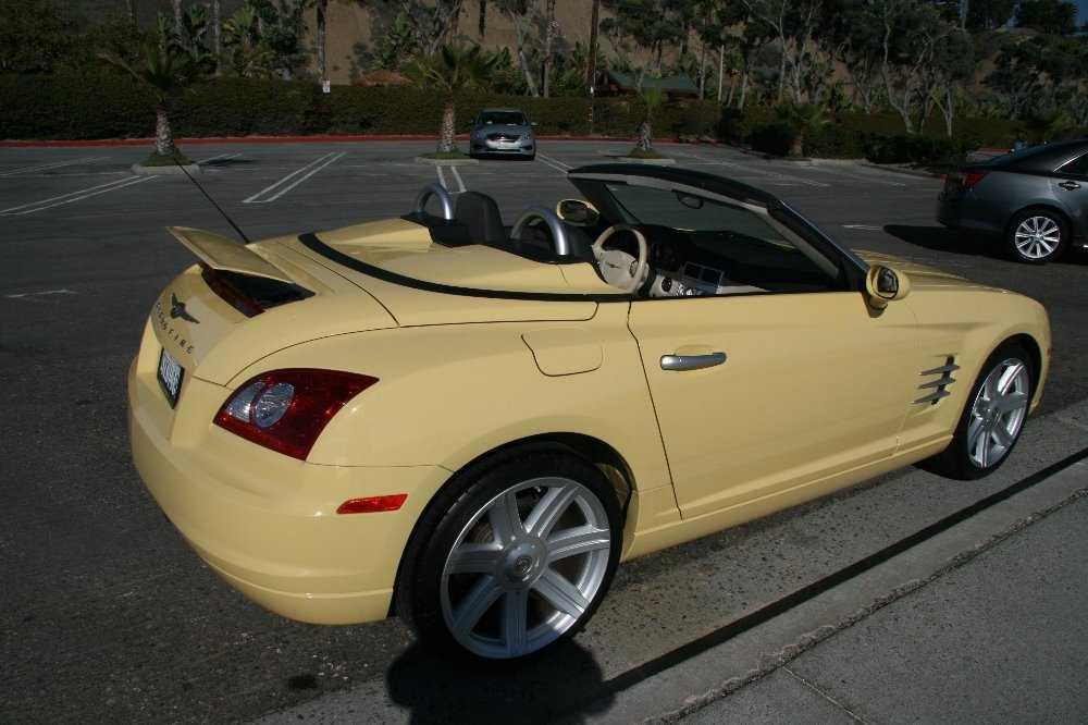 Chrysler Crossfire 2005 $16900.00 incacar.com