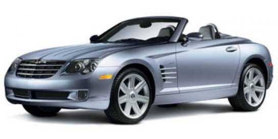 Chrysler Crossfire 2005 $12999.00 incacar.com