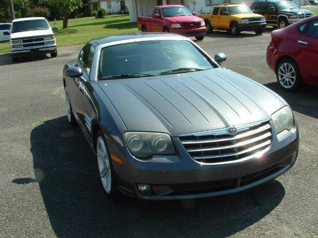 Chrysler Crossfire 2005 $8500.00 incacar.com