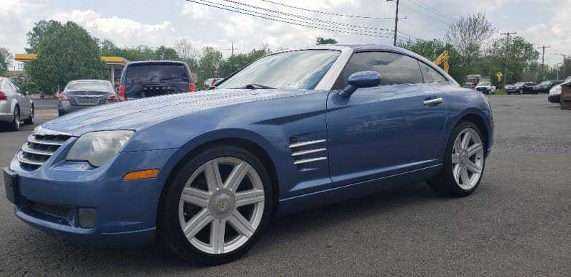 used Chrysler Crossfire 2006 vin: 1C3AN69L56X067171