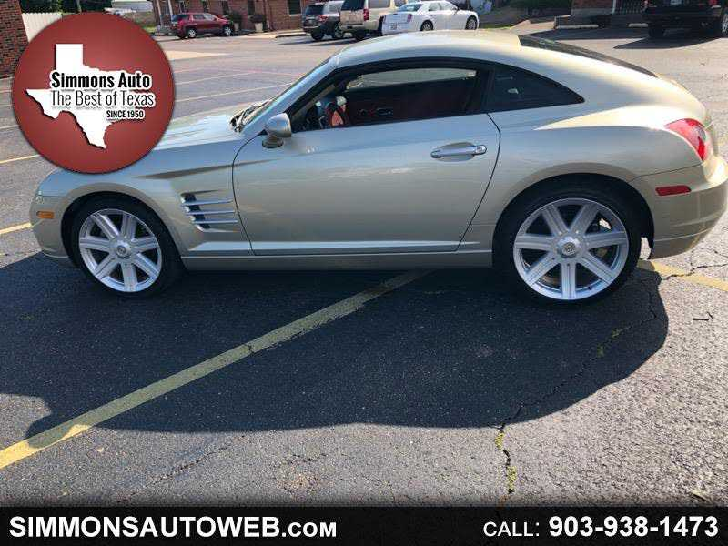 Chrysler Crossfire 2007 $7849.00 incacar.com