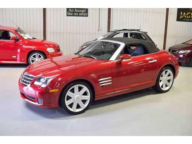 Chrysler Crossfire 2007 $11950.00 incacar.com