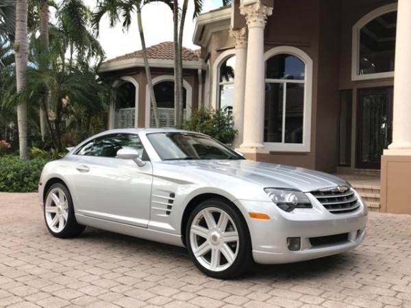 Chrysler Crossfire 2008 $17659.00 incacar.com