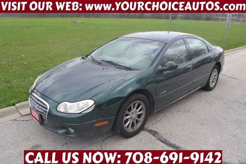 Chrysler LHS 1999 $1499.00 incacar.com