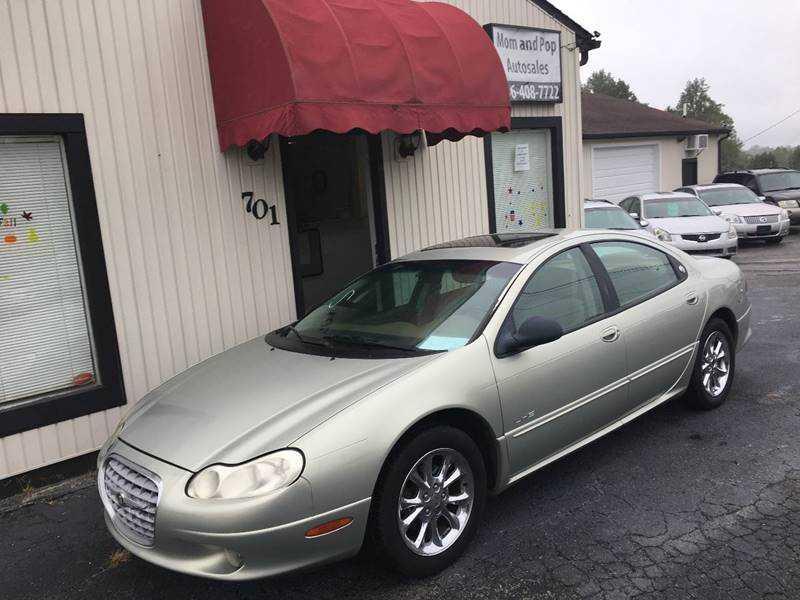 Chrysler LHS 1999 $4995.00 incacar.com